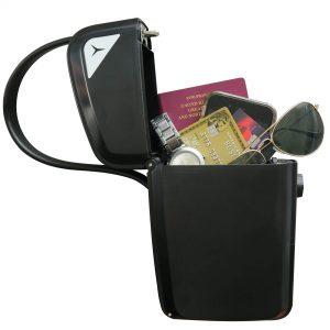 Moonsafe Portable Travel Safe Loc
